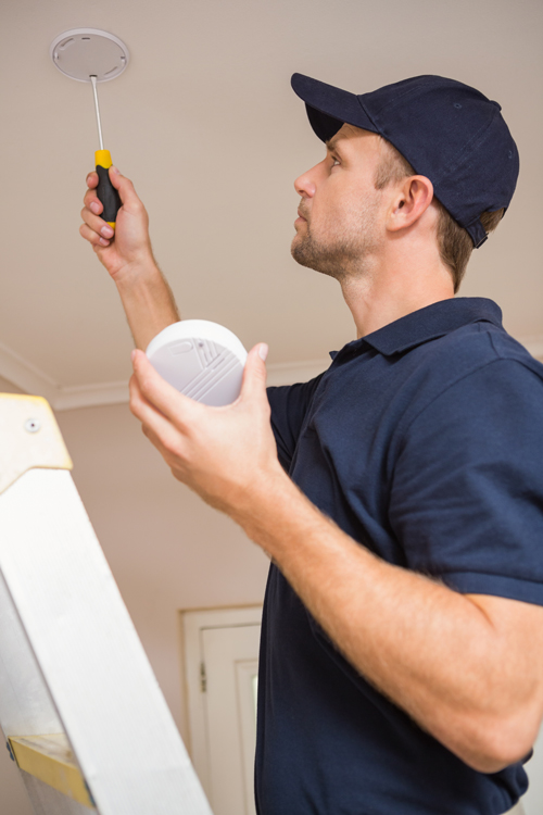 Residential Fire Alarm Systems in Salinas, CA